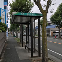 豊鉄バス「春日町」